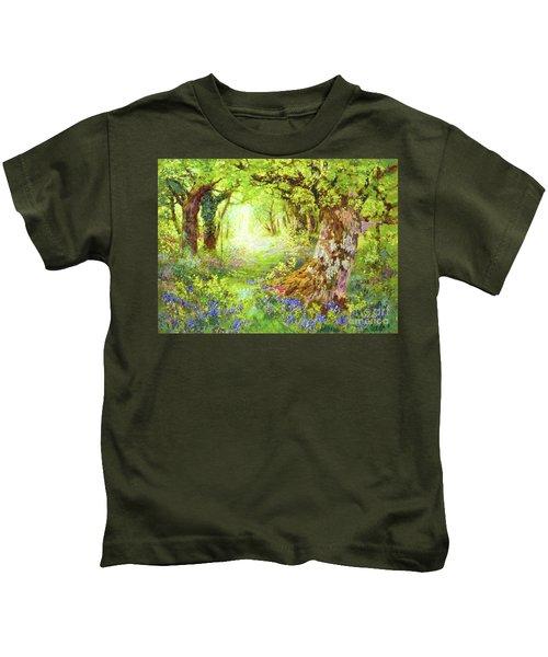 Wildflower Delight Kids T-Shirt