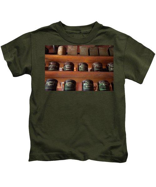 Ye Olde Time Pharmaceuticals Kids T-Shirt