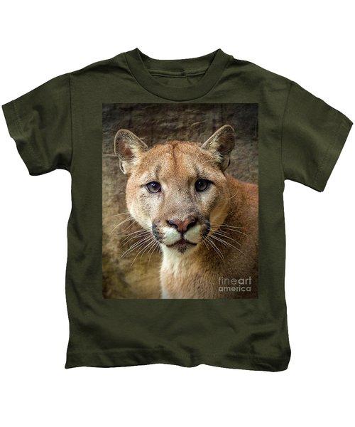 Young Puma Kids T-Shirt