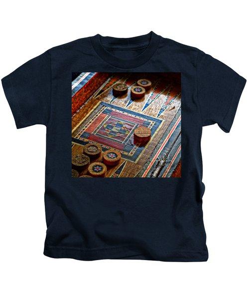 Backgammon Kids T-Shirt