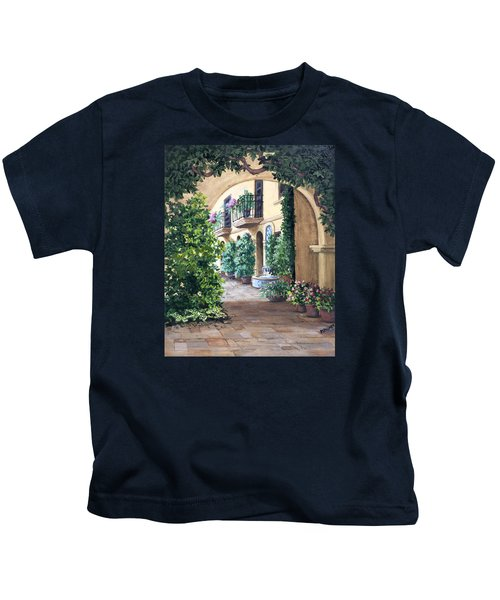 Sedona Archway Kids T-Shirt