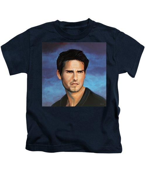 Tom Cruise Kids T-Shirt