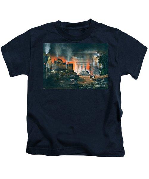 Coalbrookdale Kids T-Shirt