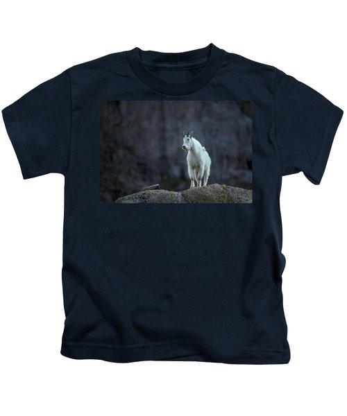 Colorado Mountains Kids T-Shirt