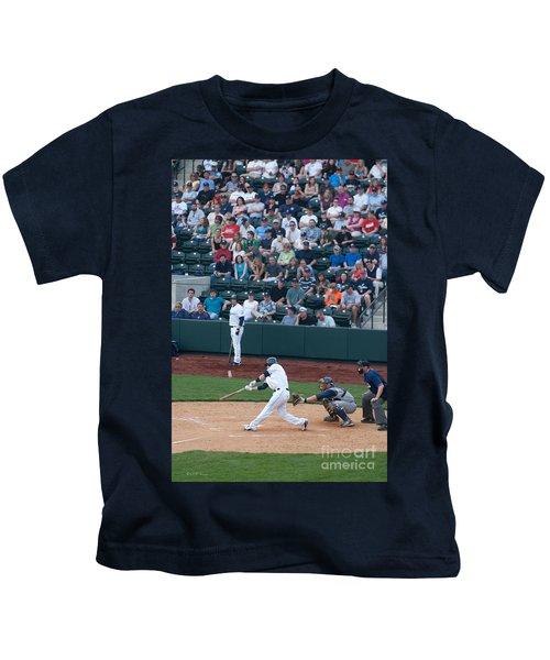 D24w-472 Huntington Park Photo Kids T-Shirt