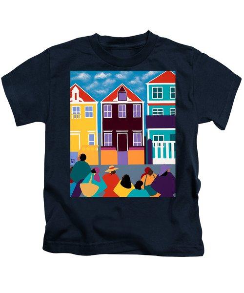 Curacao Dreams Kids T-Shirt