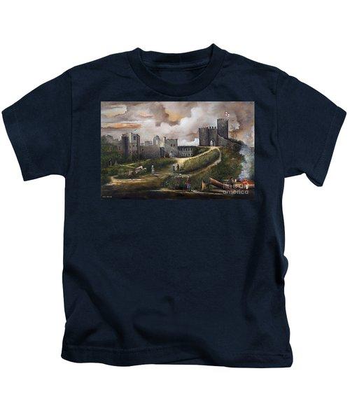 Dudley Castle 2 Kids T-Shirt