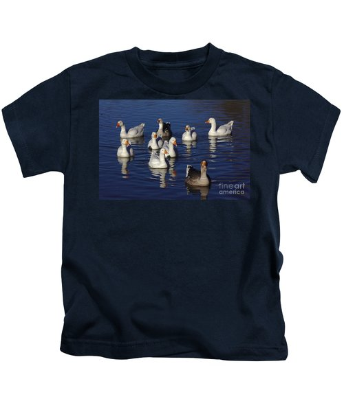 Family Goose Kids T-Shirt