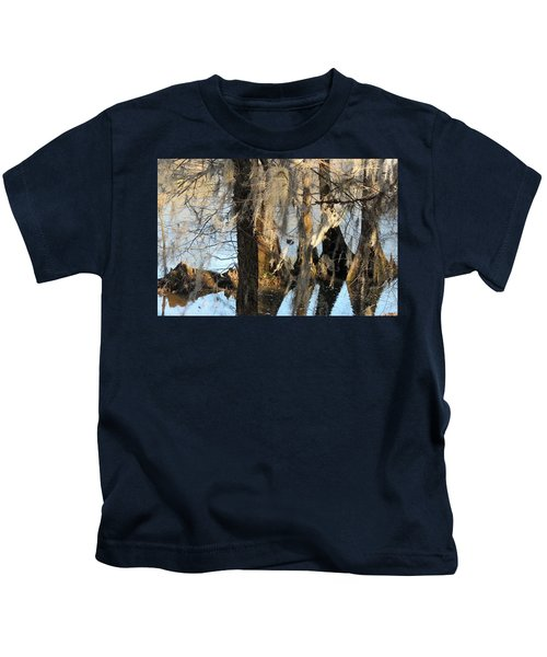 Flint River 36 Kids T-Shirt