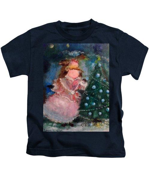Mother Christmas Kids T-Shirt