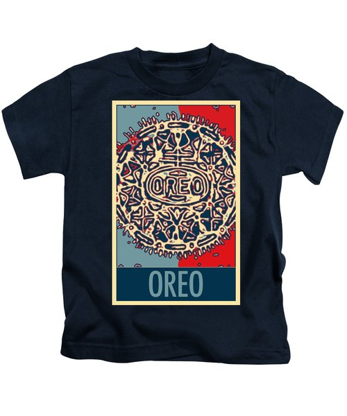 Oreo In Hope2 Kids T-Shirt