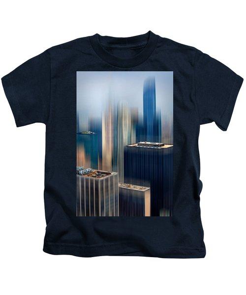 Rising Metropolis Kids T-Shirt