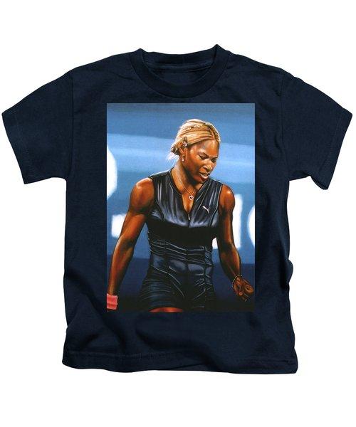 Serena Williams Kids T-Shirt