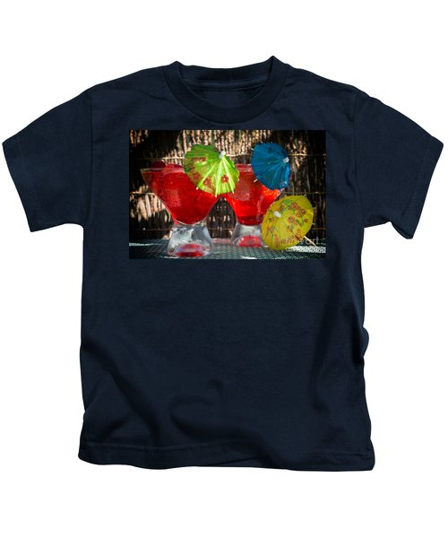 Shirley Temple Cocktail Kids T-Shirt