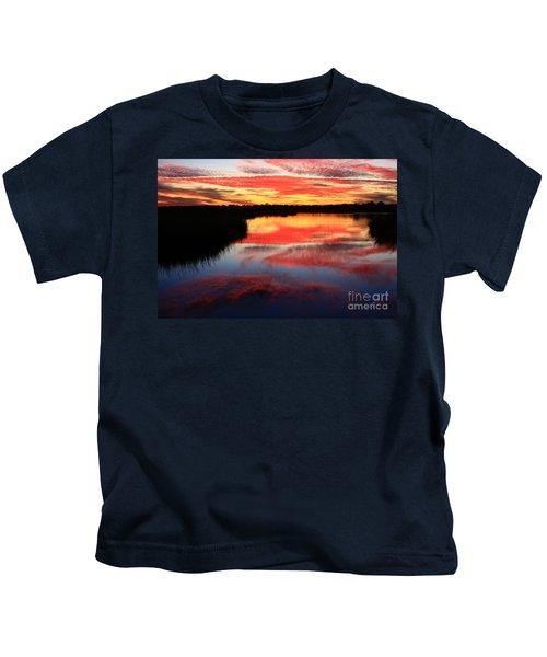 South Ponte Vedra Coast Kids T-Shirt