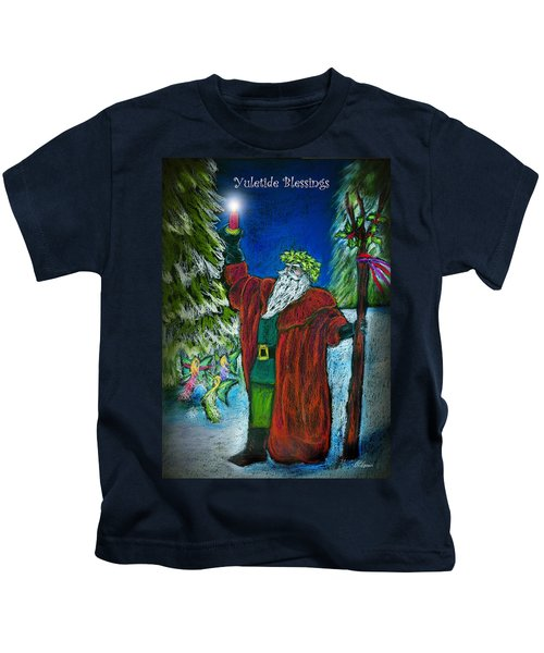 The Holly King Kids T-Shirt