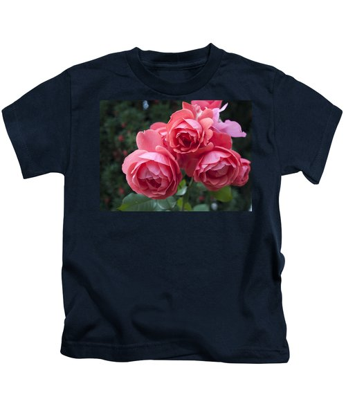 Three Of A Kind Kids T-Shirt