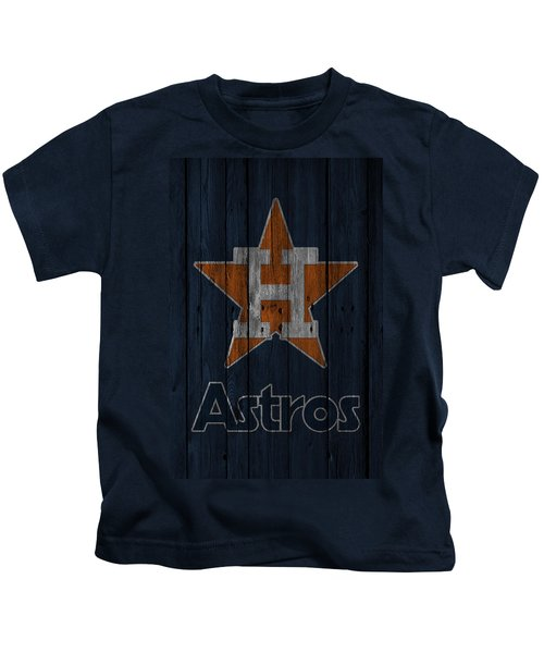 Houston Astros Kids T-Shirt