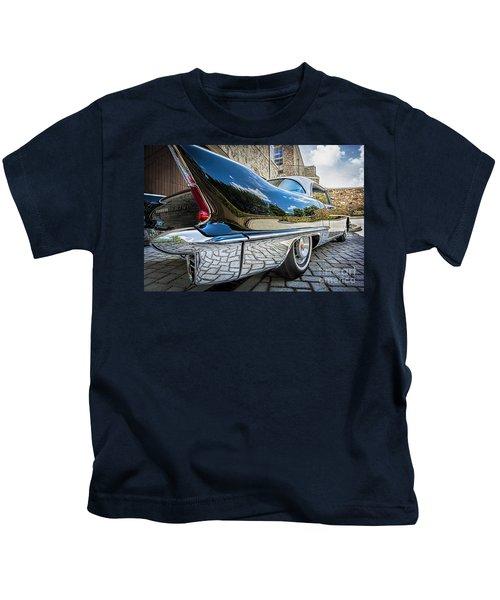 1957 Cadillac Eldorado Kids T-Shirt