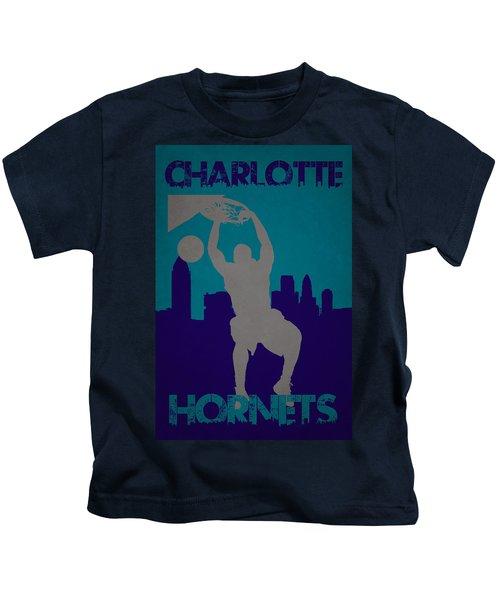 Charlotte Hornets Kids T-Shirt