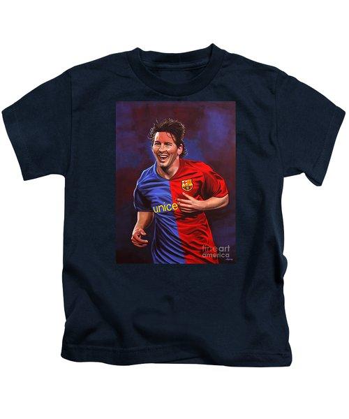 Lionel Messi  Kids T-Shirt