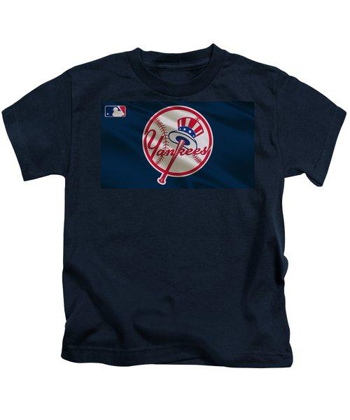 New York Yankees Uniform Kids T-Shirt
