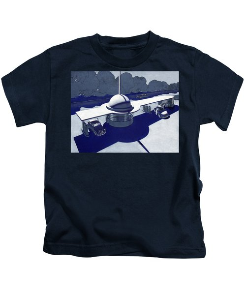 Roadside Of Tomorrow Kids T-Shirt