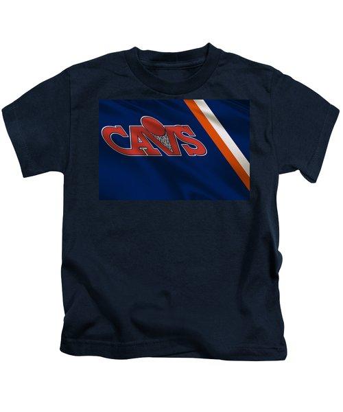 Cleveland Cavaliers Uniform Kids T-Shirt