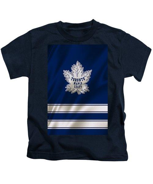 Toronto Maple Leafs Kids T-Shirt