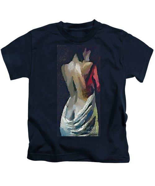 A Passionate Lady Kids T-Shirt