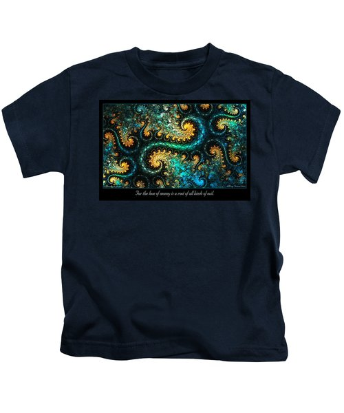 A Root Kids T-Shirt