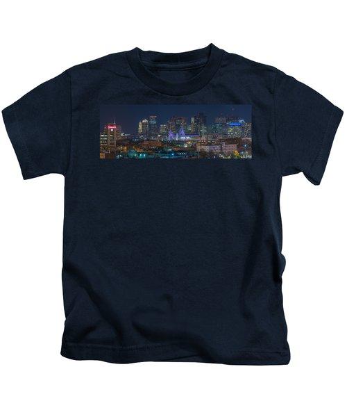 A Somerville View Kids T-Shirt