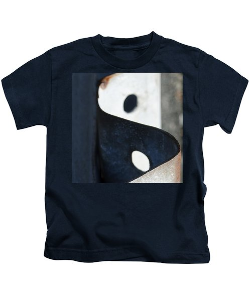 Abstract 5 Kids T-Shirt
