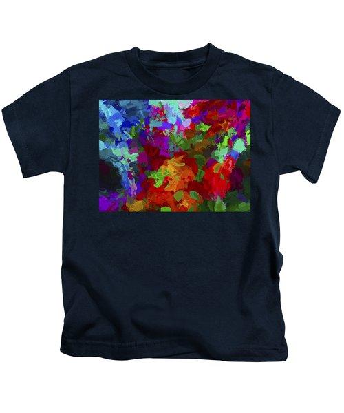 Abstract Artwork A1 Kids T-Shirt