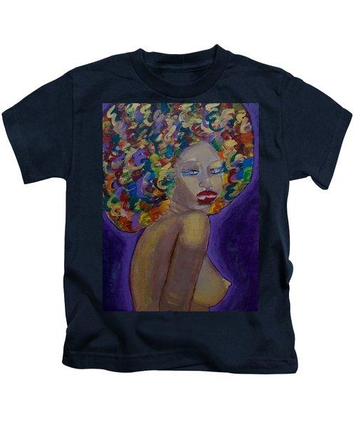 Afro-chic Kids T-Shirt