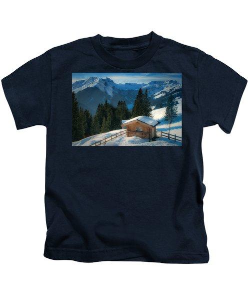 Alpine View Kids T-Shirt