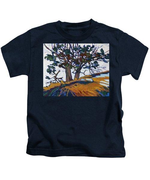 Ancient Red Cedars Kids T-Shirt