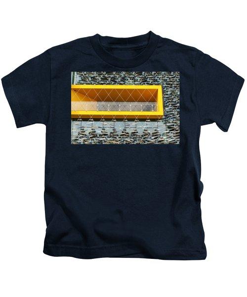 Asb Building Window Kids T-Shirt