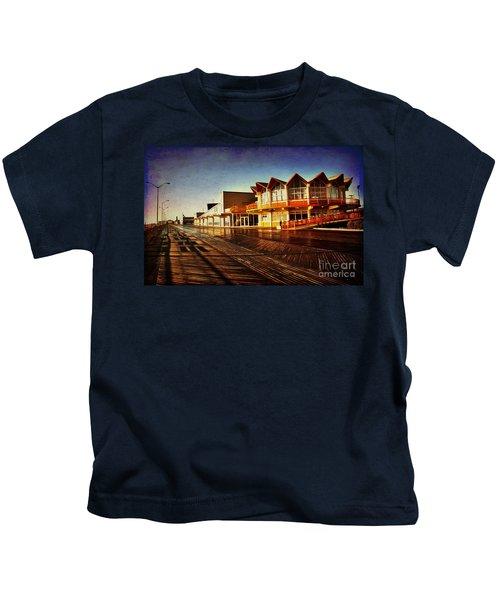 Asbury In The Morning Kids T-Shirt