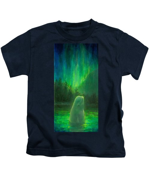 Aurora Beluga Kids T-Shirt
