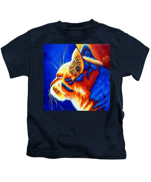 Basking Kids T-Shirt