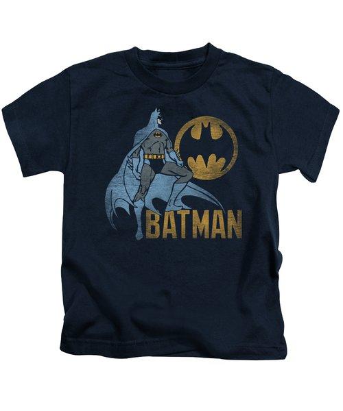 Batman - Knight Watch Kids T-Shirt