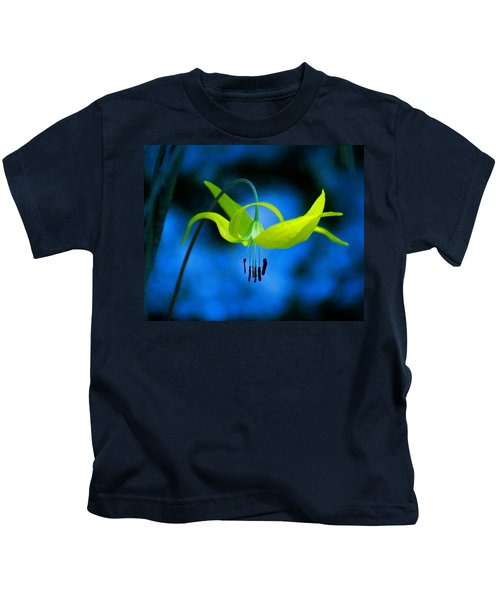 Beauty And Grace Kids T-Shirt