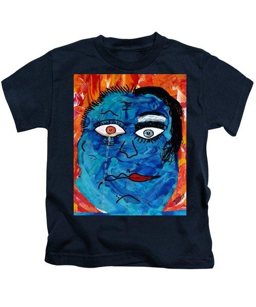 Bipolar Blues Kids T-Shirt