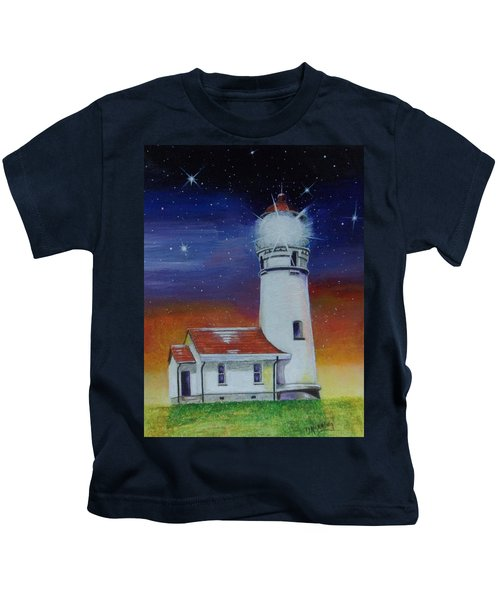Blanco Lighthouse Kids T-Shirt