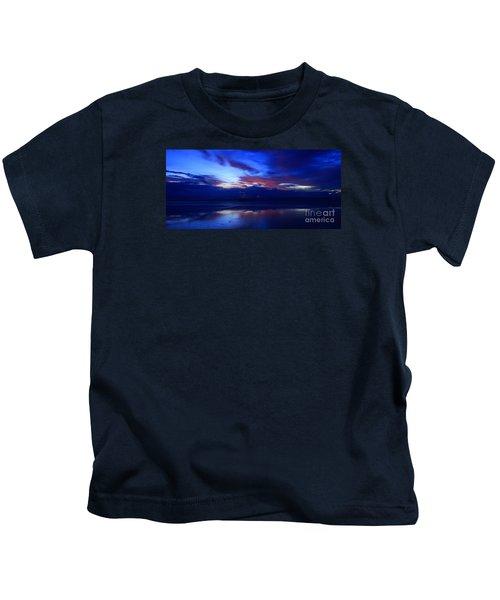Deep Dawn Ponte Vedra Kids T-Shirt