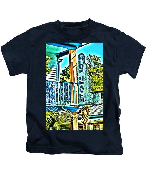 Blue Heaven In Key West - 1 Kids T-Shirt