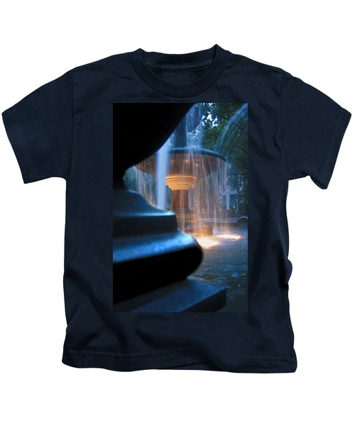 Blue Kids T-Shirt