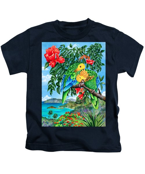 Bride And Grooming Kids T-Shirt