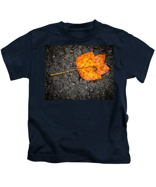 Bright Dark And Alone Kids T-Shirt